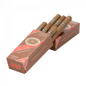 Vallejuelo 6 pack samplers Pack 6 Robusto/Grand Toro